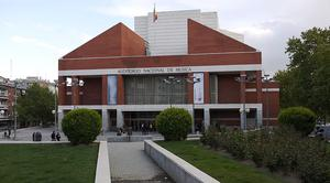 National Music Auditorium (Auditorio Nacional de Música)