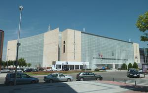 Municipal Palace of Congresses (Palacio Municipal de Congresos)